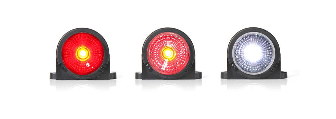 Lampy pozycyjne/obrysowe - W25RF