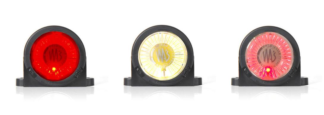 Lampy pozycyjne/obrysowe - W25S