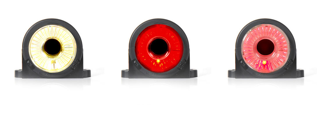 Lampy pozycyjne/obrysowe - W25SS