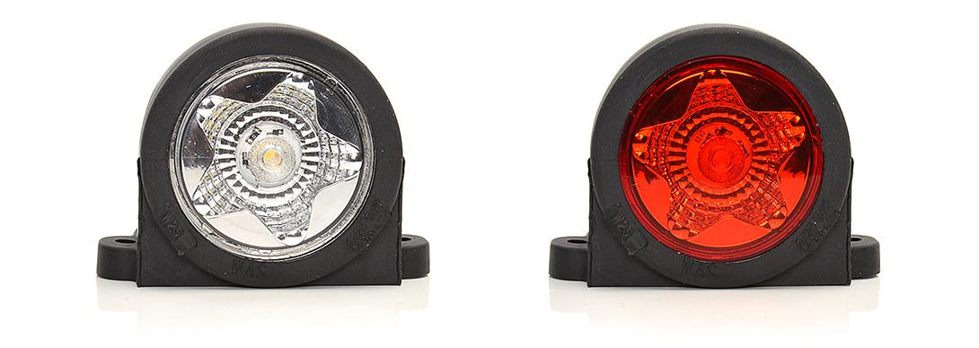 Lampy pozycyjne/obrysowe - W25STAR