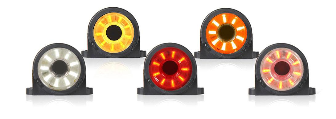 Lampy pozycyjne/obrysowe - W25WW
