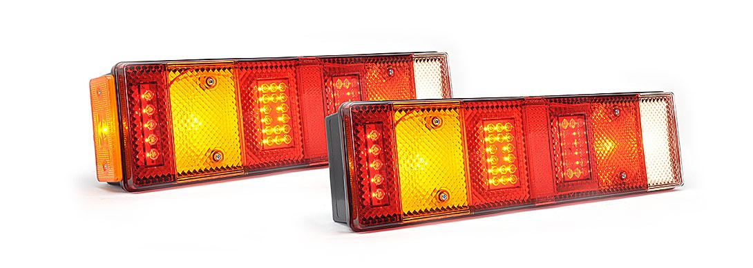 Lampy zespolone tylne - W26dżL, W26dżP