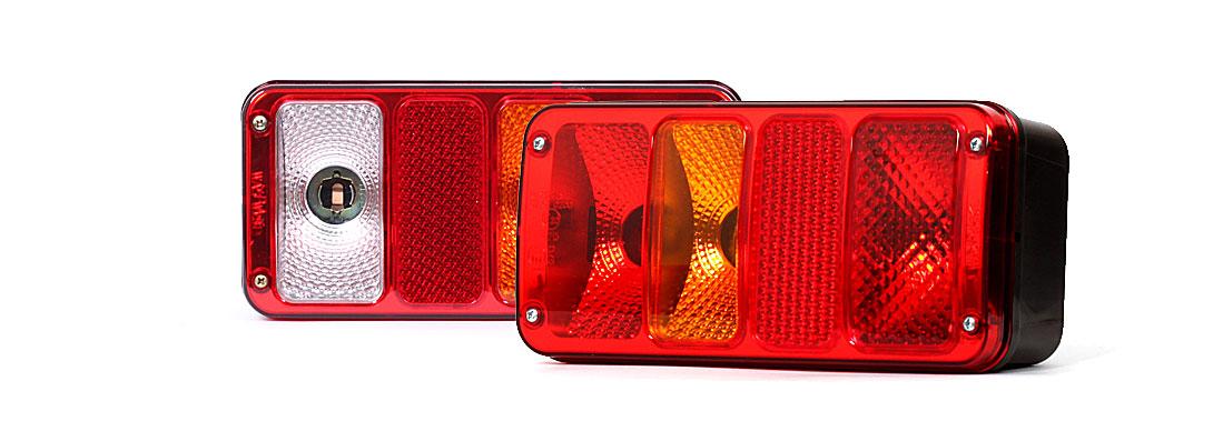Lampy zespolone tylne - W29L, W29P