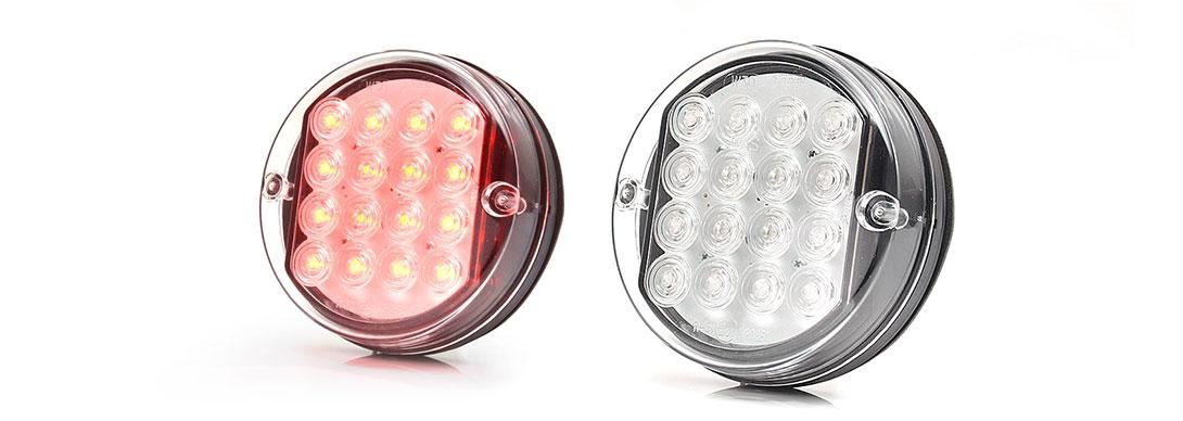 Lampy zespolone tylne - W30