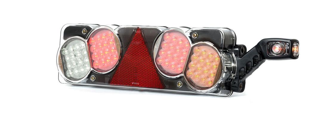 Lampy zespolone tylne - W39P + W49