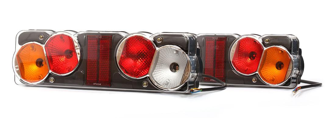 Lampy zespolone tylne - W40żL, W40żP