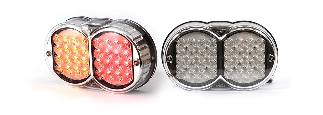 Lampy zespolone tylne - W41
