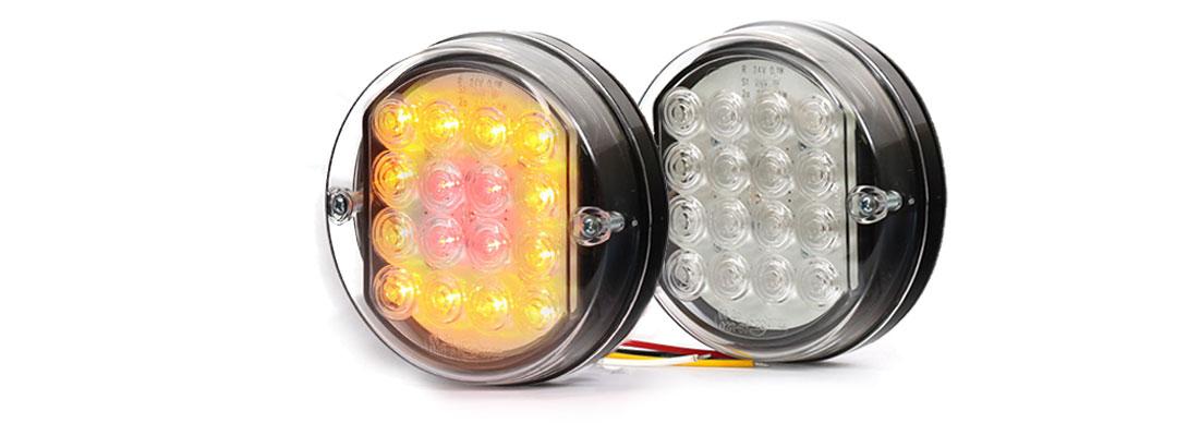 Lampy zespolone tylne - W42