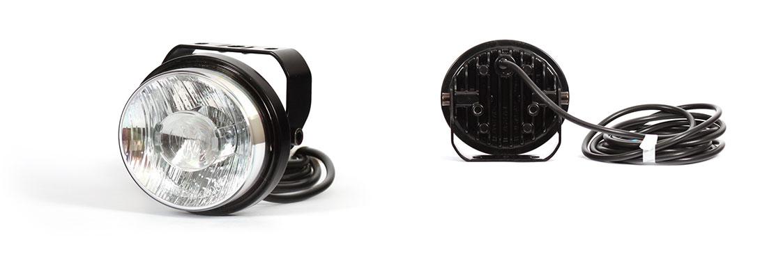 Przednie lampy drogowe, przeciwmgłowe i do jazdy dziennej - W50