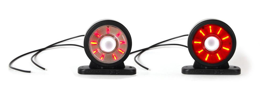 Lampy pozycyjne/obrysowe - W56WW