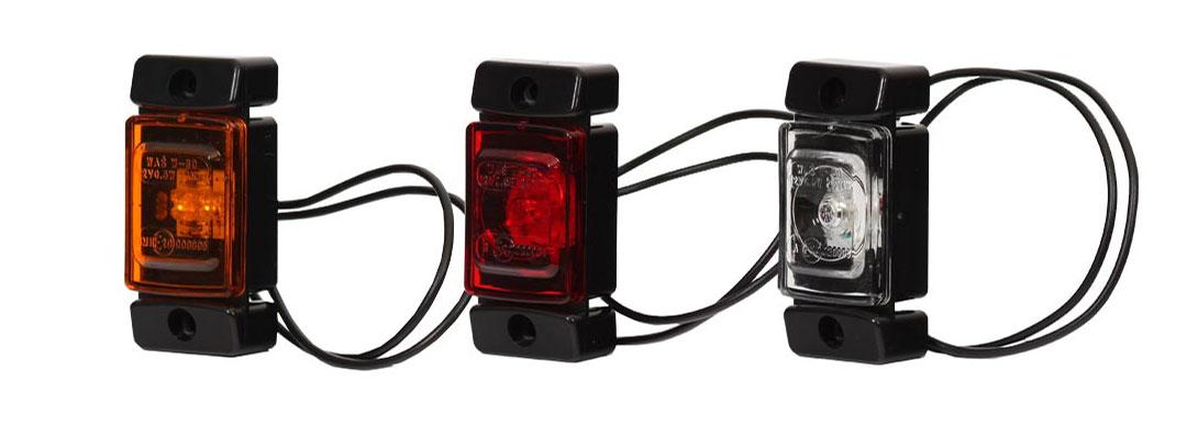 Lampy pozycyjne/obrysowe - W60