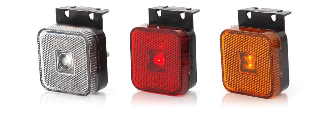 Lampy pozycyjne/obrysowe - W63