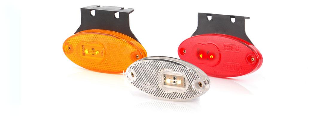 Lampy pozycyjne/obrysowe - W65