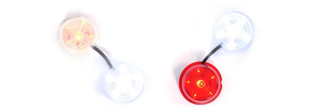 Lampy pozycyjne/obrysowe - W74.1 i 2
