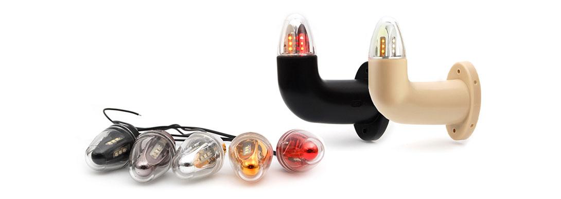 Lampy pozycyjne/obrysowe - W75.1