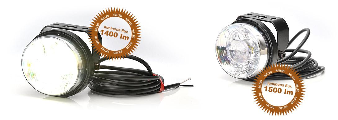 Lampy robocze - W78