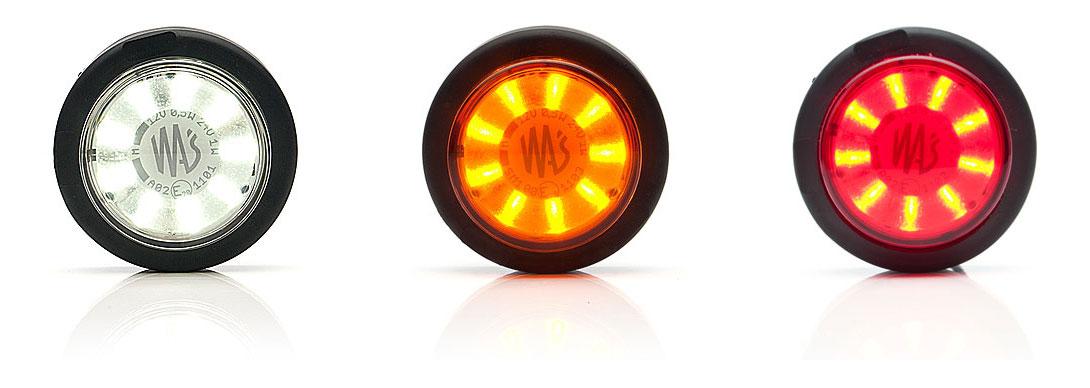 Lampy pozycyjne/obrysowe - W79W