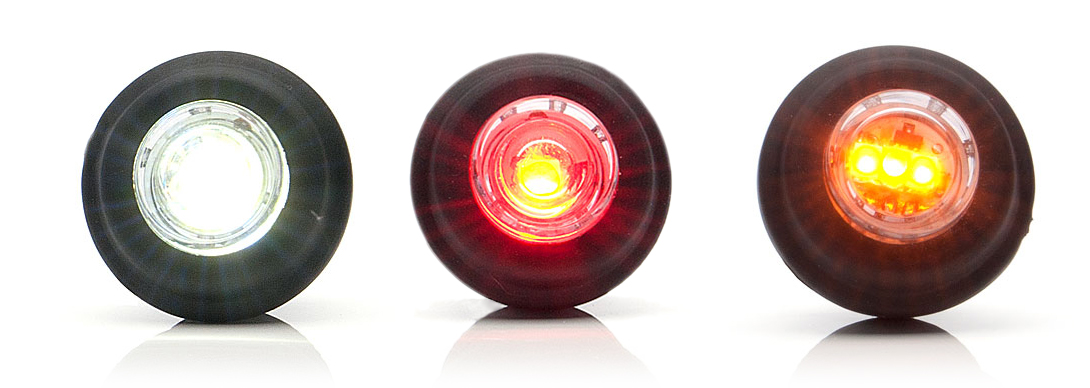 Lampy pozycyjne/obrysowe - W80