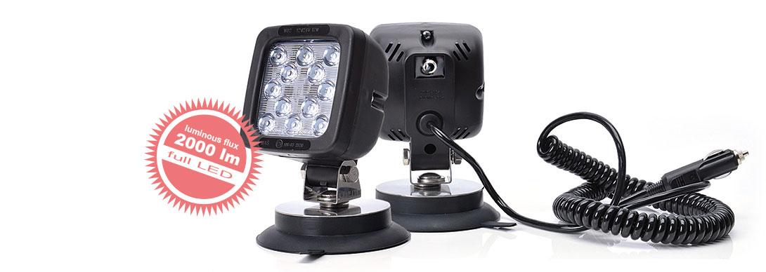 Lampy robocze - W82