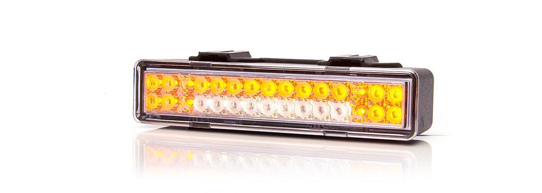 Lampy zespolone przednie - W90
