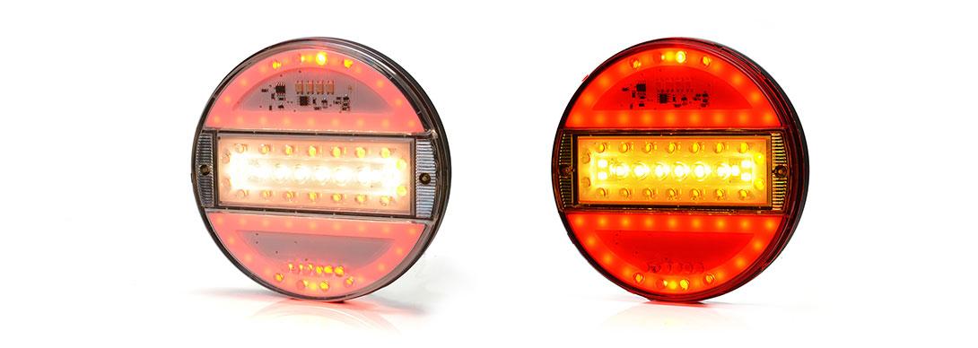 Lampy zespolone tylne - W94