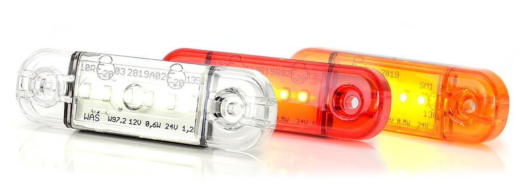 Lampy pozycyjne/obrysowe - W97.2