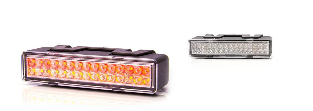 Lampy zespolone tylne - W98